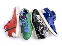 Men's shoes by Dutch designer Floris van Bommel