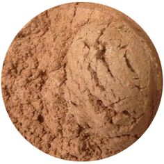 CAPPUCCINO - EYESHADOW Made from 100 Percent Pure Minerals. Dolce Bella Crushed Mineral Eyeshadows give eyes an instant dose of luminous colour and captivating brightness.  Dolce Bella Pure and Concentrated pigments mean you can build your colour from sweet to sophisticated using only the smallest amount of product. The luscious texture ensures easy blend-ability that doesn't settle into fine lines.