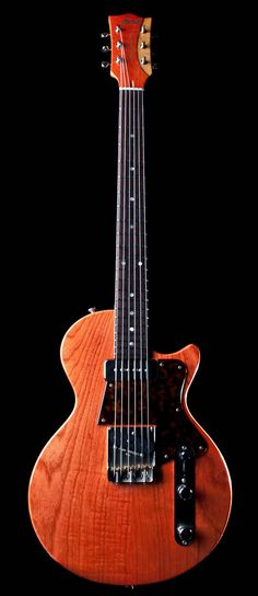 FANO Alt De Facto Sp6 Electric Guitar in Roundup Orange | Alto Music of Orange County