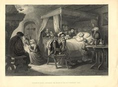 February 18, 1546: Martin Luther dies in Eisleben of an apparent heart attack during the early hours of the morning.