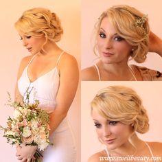 {Bridal Shoot} #Hair + #Makeup by Dee @swellbeauty #swellbeauty
