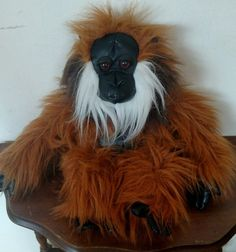 "Orangutan Monkey Ape Stuffed Animal 12"" Plush Zoo  #KidsofAmericaCorp"