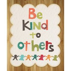 Being kind- some thoughts by a librarian