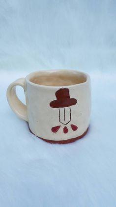 Dagger mini mug
