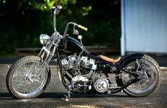 Tumblr is a place to express yourself, discover yourself, and bond over the stuff you love. It's where your interests connect you with your people. Harley Bobber, Harley Bikes, Harley Davidson Chopper, Harley Davidson News, Harley Davidson Motorcycles, Custom Motorcycles, Custom Choppers, Custom Harleys, Custom Bikes