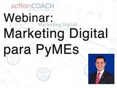 Webinar Sobre Marketing Digital para PyMEs