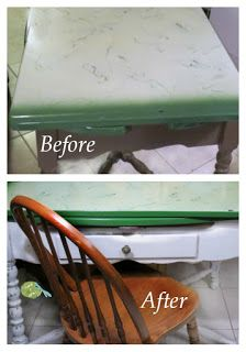 Dragonfly & Lily Pads: DIY Furniture Girls Shades of White