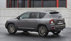 2017 Jeep Compass Review, Ratings, Specs, Prices, and Photos - The Car…