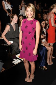 Candace Cameron Bure Photos Photos - Candice Cameron Bure attends the Jenny…