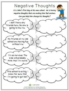 Free Printable Therapy Worksheet For Children on trauma ...