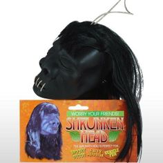 Shrunken Head by Loftus. $7.82. Shrunken Head From Loftus, a tradition of mirth and amazement since 1939!