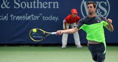 US Open qualifying: James Ward advances as Dan Evans and Daniel Smethurst miss out Dan Evans, Garcia Lopez, James Ward, Tennis Racket, Cincinnati, F1, Sports, Blog, Hs Sports