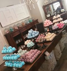 Bath Bomb display at Bathhouse Soapery on historic Main St. in St. Charles, Mo.