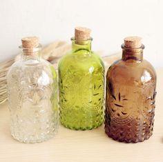 Симпатичные бутылки с пробкой. http://ali.pub/29unhi