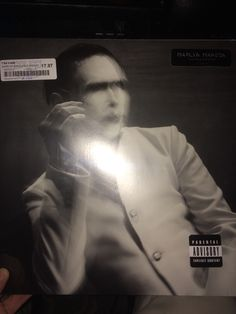 The Pale Emperor Marilyn Manson - Great album