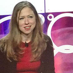 Chelsea Clinton and Cecile Richards of Planned Parenthood spoke at the @blogher Conference yesterday about reproductive rights and women's health. #blogher17 #summer2017 #crazyblondelifeblog