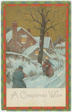 A Christmas Wish. (ca. 1930)