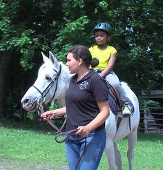 What a precious mare. When we met Opal she was giving girls and boys memories to last a lifetime . their first ride.