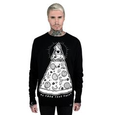 Pizza Order sweatshirt