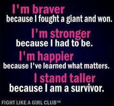 Embrace survival