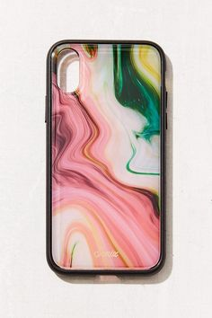 Sonix Luxe Marble Agate iPhone X Case