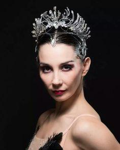 Tamara Rojo  Ballet headgear