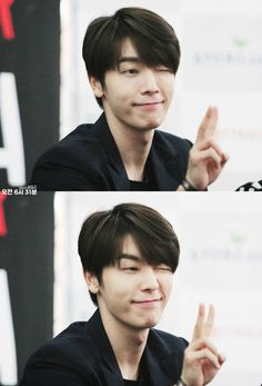 The cutest baby ever #Donghae