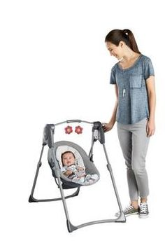 Graco Simple Sway Swing Stratus Graco Babies Quot R Quot Us