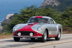 1958 - 1959 Ferrari 250 GT TdF Scaglietti '1 Louvre' Coupe: 106-shot gallery, full history and specifications