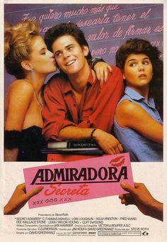 El señor de los bloguiños: Admiradora secreta (1985) de David Greenwalt