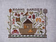 The Goode Huswife - Noah's garden