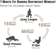 Bodyweight Burn