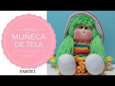 Como hacer una muñeca de trapo paso a paso | PatronesMil