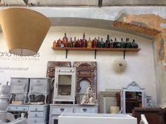 Cafe Wine Rack, Liquor Cabinet, Portugal, Storage, Furniture, Home Decor, Purse Storage, Decoration Home, Room Decor