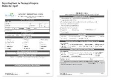 hospice incident report form - Google Search Incident Report Form, Hospice Nurse, Sheet Music, Google Search, Music Sheets