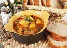 Грузинская кухня: чанахи Georgian Cuisine, Georgian Food, Soup Recipes, Diet Recipes, Cooking Recipes, Patatas Guisadas, True Food, Russian Recipes, Gluten Free