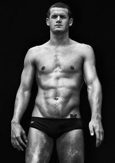 Tyler Clary... my high school ex bf! Haha. Just won gold in the olympics!!
