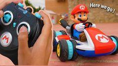 Mario Kart en Vrai, dans notre jardin ! – Toys Alex