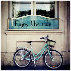 Enjoy The Ride Bike, created by ninjakd on Polyvore