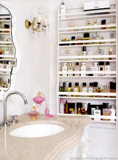 Storage Ideas For Small Bathrooms | small-bathroom-storage-ideas | Bathroom & Kitchen Design Ideas