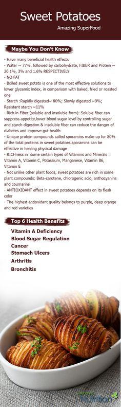 Health benefits of sweet potatoes: top 6 #health #benefits of #sweet potatoes you should know