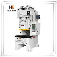 APA precision punching machine-45T