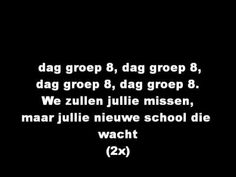 afscheidslied voor groep 8 smidse - YouTube Youtube, Cards Against Humanity, Songs, Youtube Movies