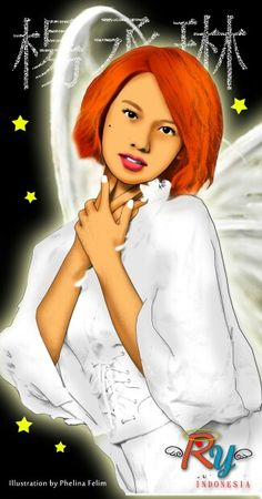 Rainie Yang - Angel Wings