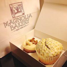 Magnolia baked goodness