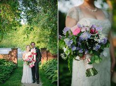 Wedding bouquet. By Petalena, Boston.