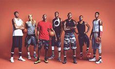 """Nike Basketball celebra el fin de año con la campaña """"Bring Your Game"""""""