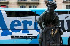 Week endin Barcelona, flight deal for € 52! #travel #barcelona @TripAdvisor @Slow Travel