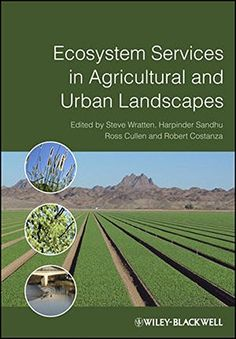Download free Ecosystem Services in Agricultural and Urban Landscapes pdf