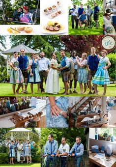 Auf Wolke 7 In Tracht heiraten ist gerade in Bayern immer mehr im Kommen. Modern, aber dennoch traditionell, haben wir die bayrischen Farben mit wunderschönen Akzenten kombiniert. Abgerundet durch eine traumhafte Location und einem Gourmet-Menü